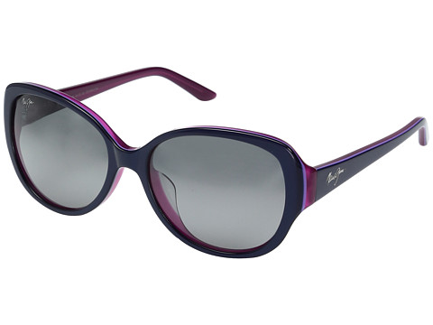 Maui Jim Swept Away - Blue with Raspberry/Neutral Grey