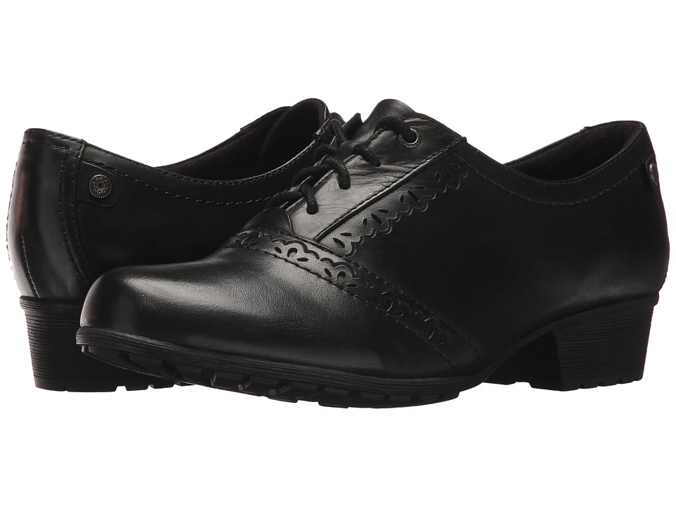 Rockport Cobb Hill Collection Cobb Hill Gratasha Oxford (Black Leather) Women