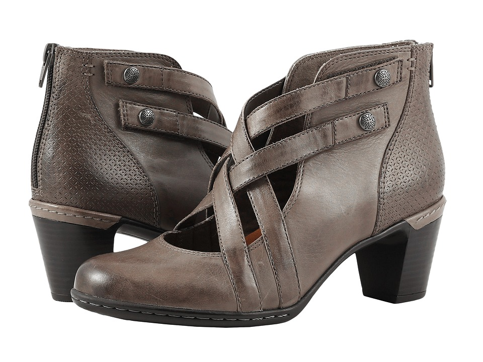 Rockport Cobb Hill Collection Cobb Hill Rashel X-Strap (Stormy Grey) Women