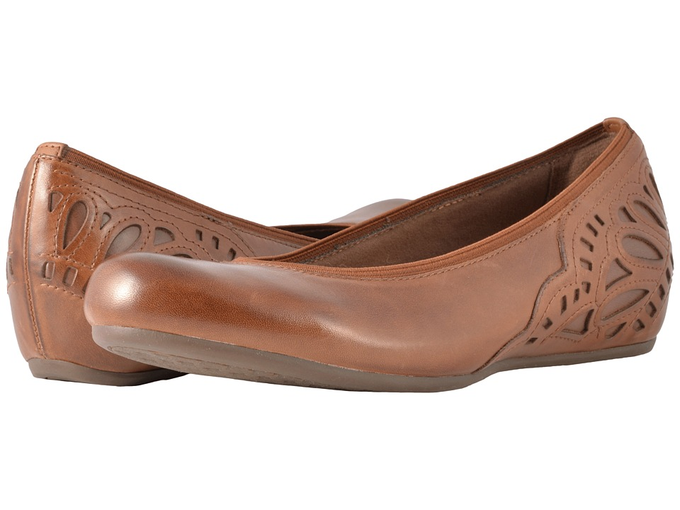 Rockport Cobb Hill Collection Cobb Hill Sharleen Pump (Almond Leather) Women