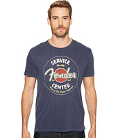 Lucky Brand - Fender Repair Graphic Tee