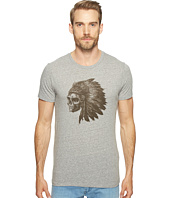 Lucky Brand - Skull Headdress Graphic Tee