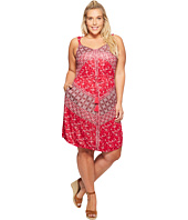 Lucky Brand - Plus Size Twist Strap Dress