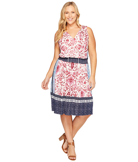 Lucky Brand Plus Size Kerry Knit Dress at Zappos.com