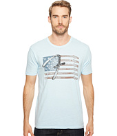 Lucky Brand - Fender Flag Graphic Tee