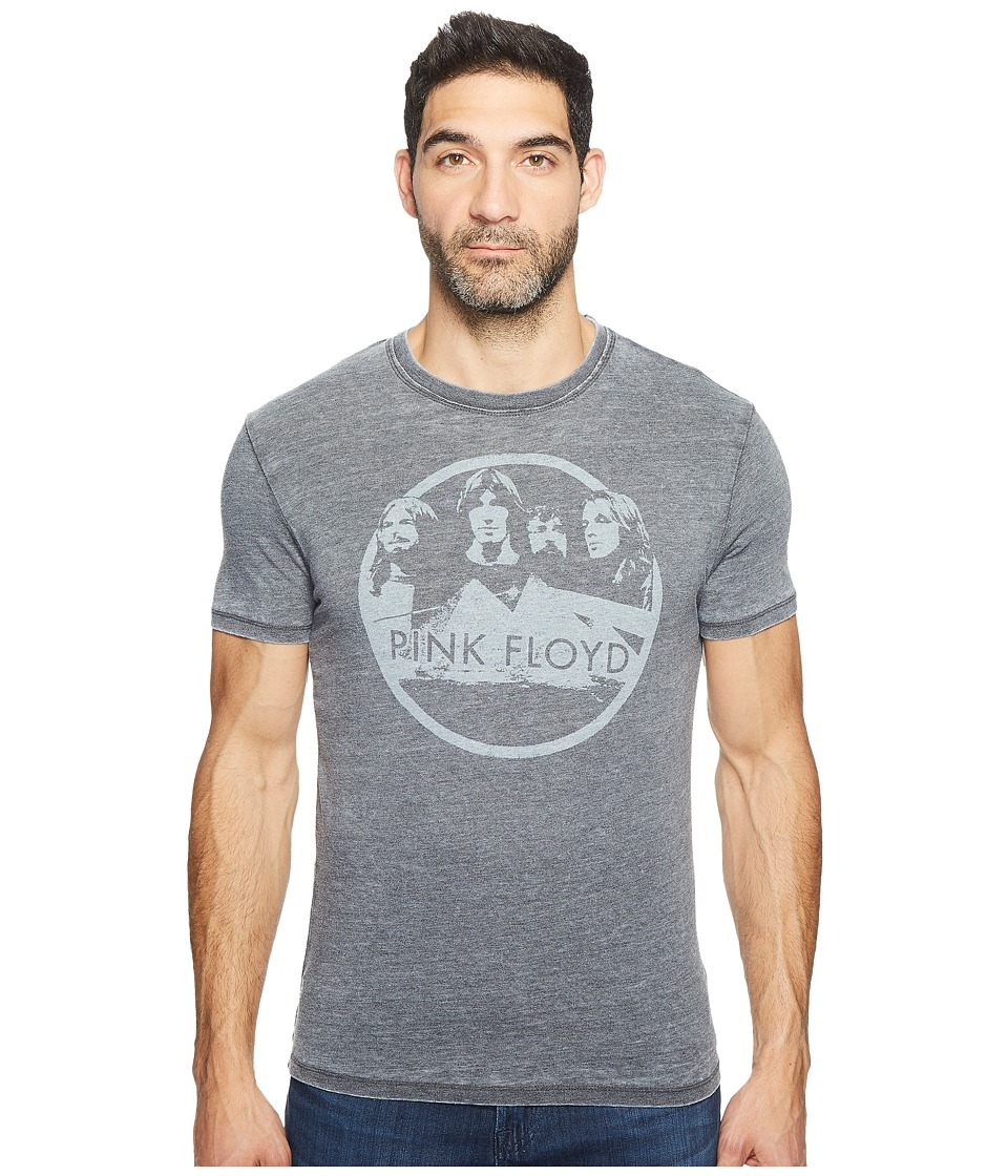 Lucky Brand Pink Floyd Pyramid Graphic Tee (Jet Black) Men