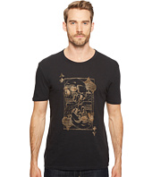 Lucky Brand - Ace Skulls Graphic Tee