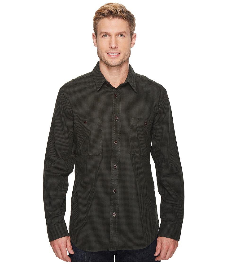 Filson Wildwood Shirt (Forest Brown) Men