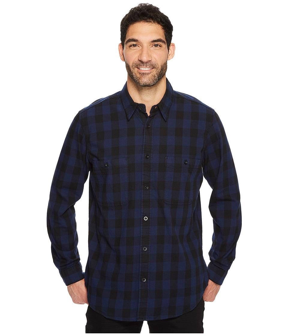 Filson Wildwood Shirt (Navy/Black) Men