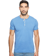 Lucky Brand - Rolled Neck Henley