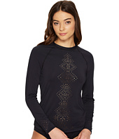 Seafolly - Spice Temple Long Sleeve Sunvest