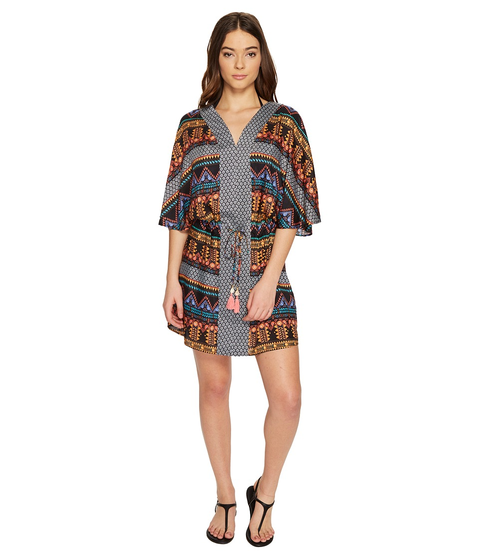 Seafolly - Bead Folk Kaftan Cover