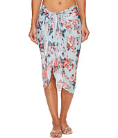 Seafolly - Antique Floral Sarong Cover-Up
