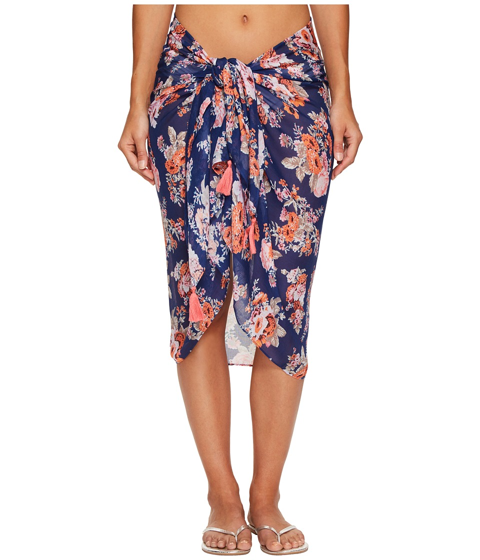 Seafolly - Antique Floral Sarong Cover