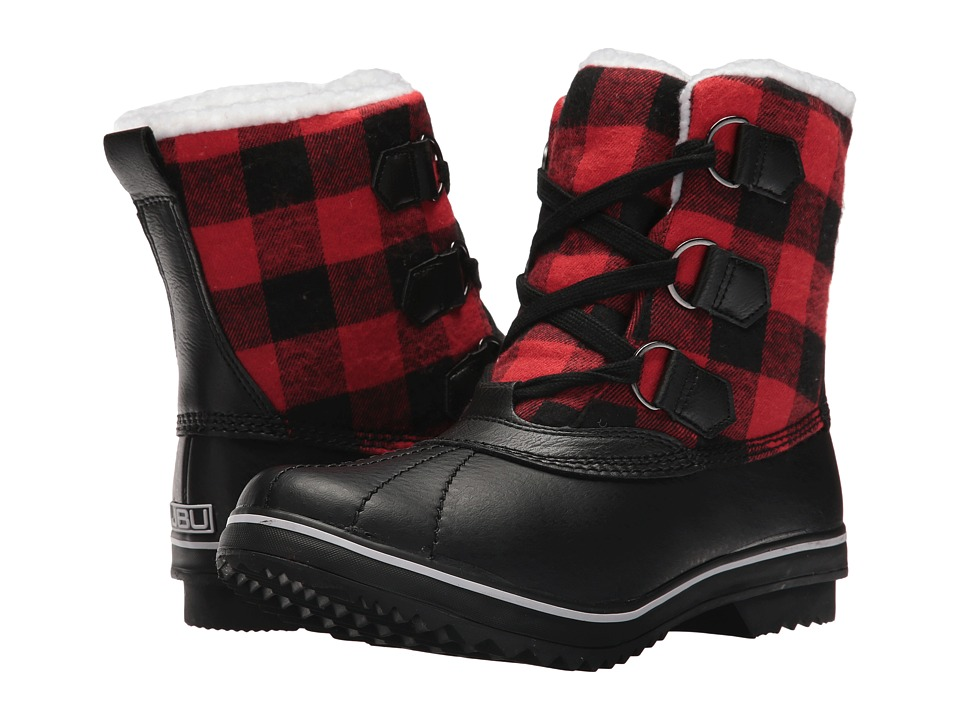 JBU Brenda Weather-Ready (Red Plaid) Women