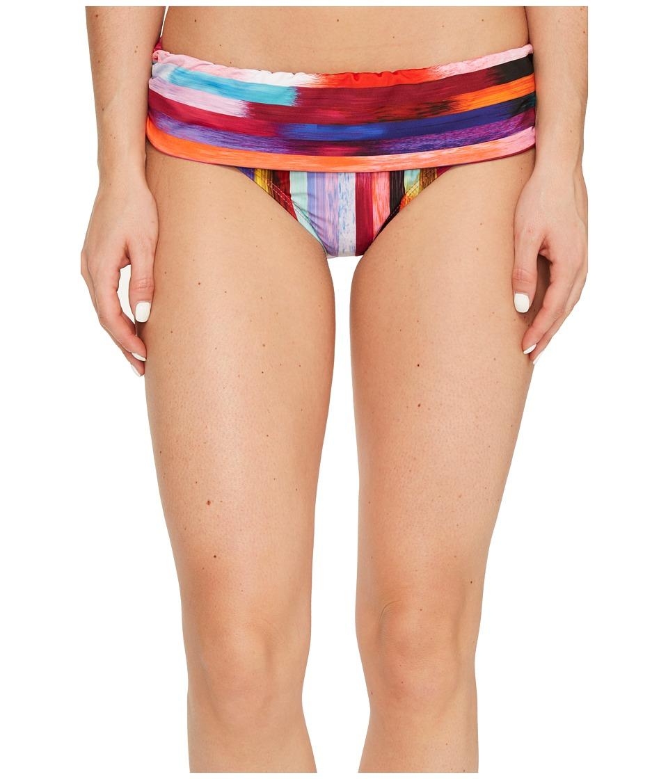 Athena - Kaliedostripe Lani Banded Bikini Bottom