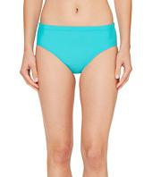 Athena - Cabana Solids Landa Mid Waist Bikini Bottom