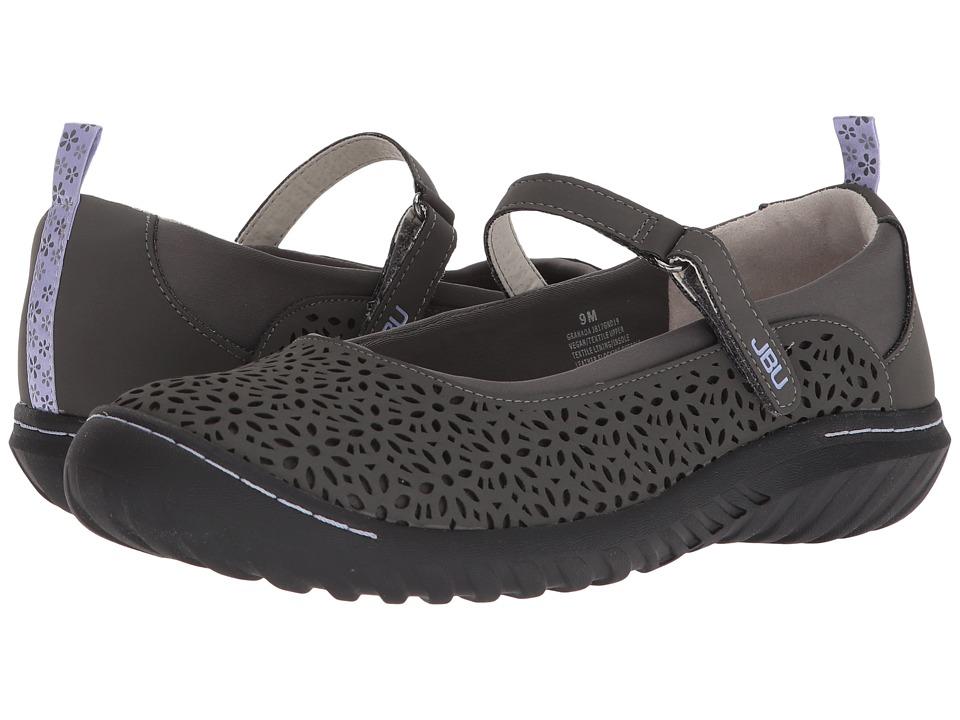 JBU Granada (Charcoal Solid) Women's Shoes