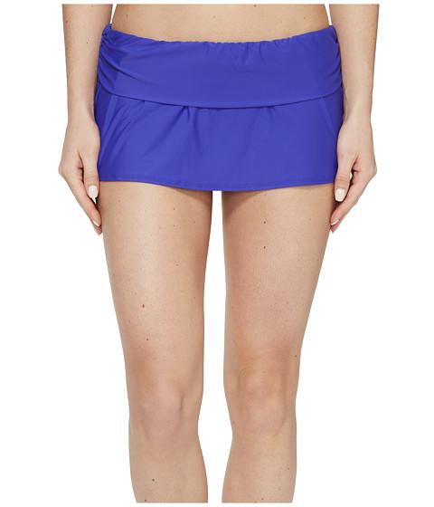 Athena Cabana Solids Maliah Flared Skirted Pants