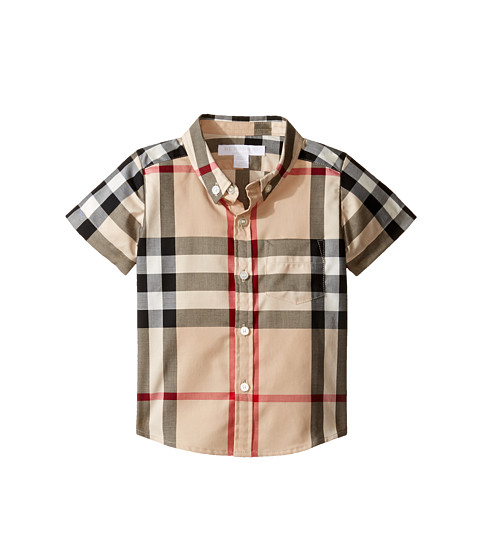 Burberry Kids Mini Fred Shirt (Infant/Toddler)
