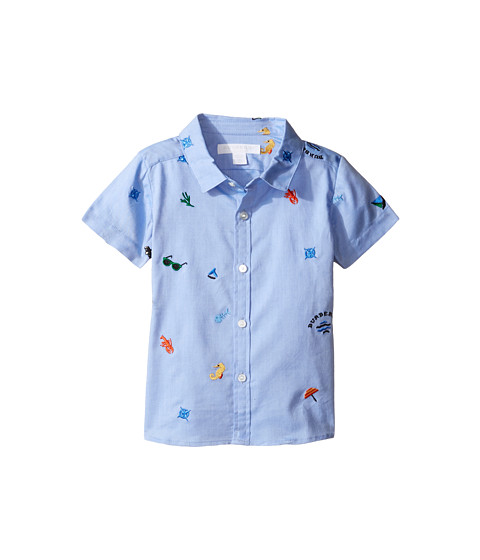 Burberry Kids Clarkey Shirt (Infant/Toddler)