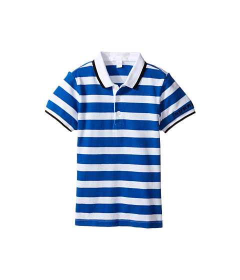 Burberry Kids Stripe Polo (Little Kids/Big Kids)