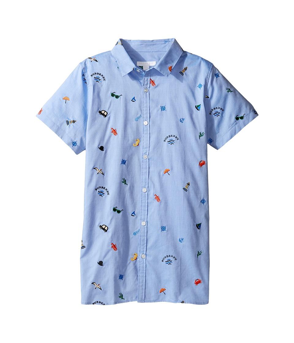 Burberry Kids - Clarkey Shirt (Little Kids/Big Kids) (Cor...