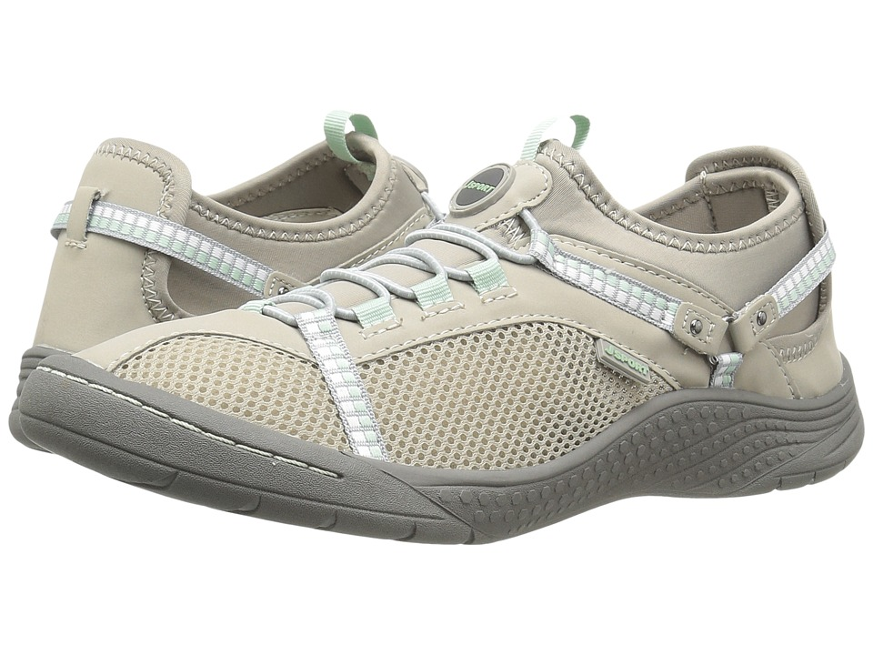 JBU Tahoe Encore (Light Grey/Light Aqua) Women