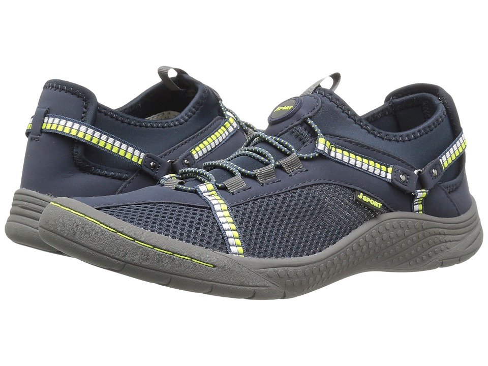 JBU Tahoe Encore (Navy/Kiwi) Women