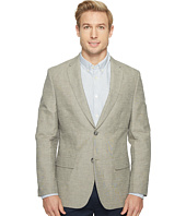 Perry Ellis - Slim Fit End on End Linen Jacket