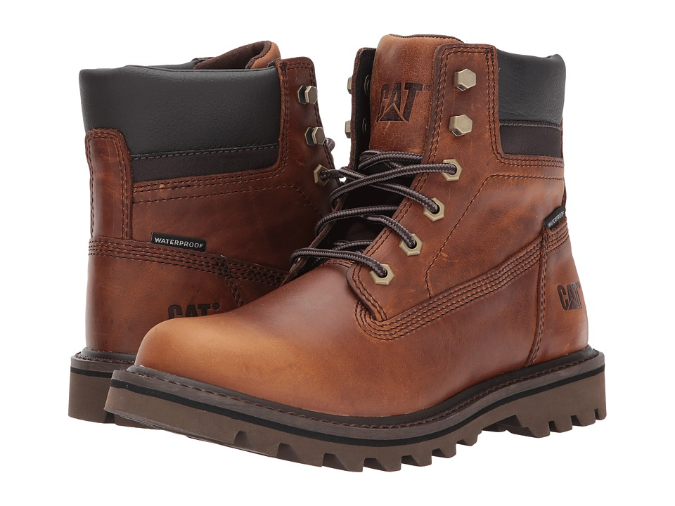 Caterpillar Deplete Waterproof (Brown) Men