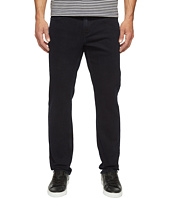 Perry Ellis - Slim Fit Stretch Brushed Rinsed Denim in Blackdigo
