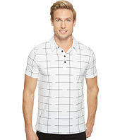 Perry Ellis - Printed Pima Polo