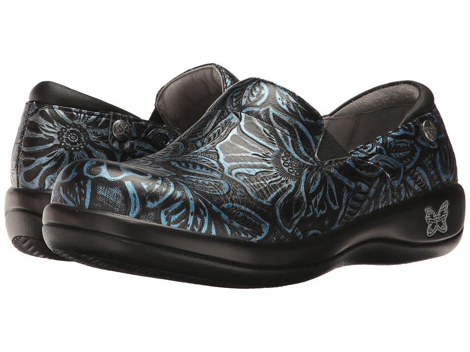 Alegria Keli (Blue Romance) Slip-On Shoes