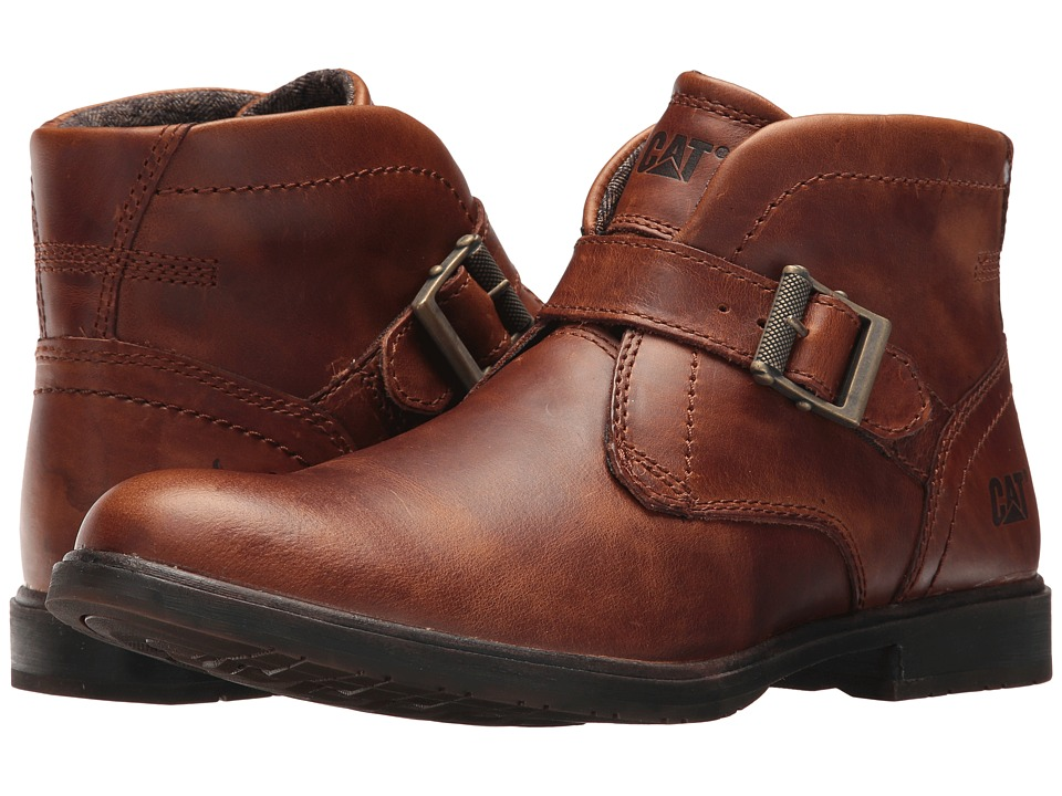 Caterpillar Haverhill II (Brown Sugar) Men's Boots
