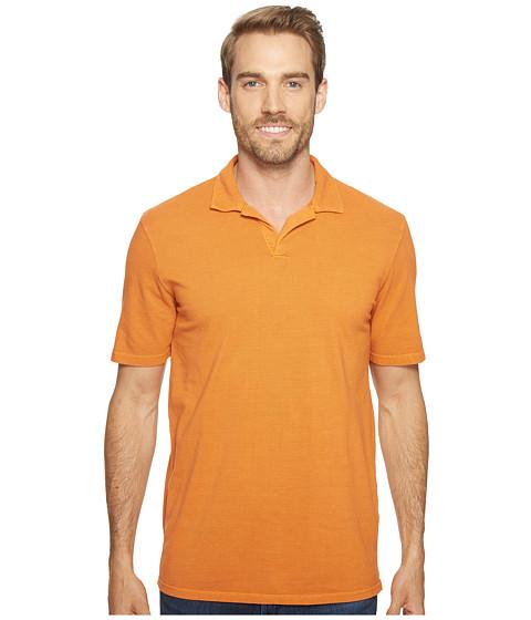 Mod-o-doc Pescadero Short Sleeve Johnny Collar Polo