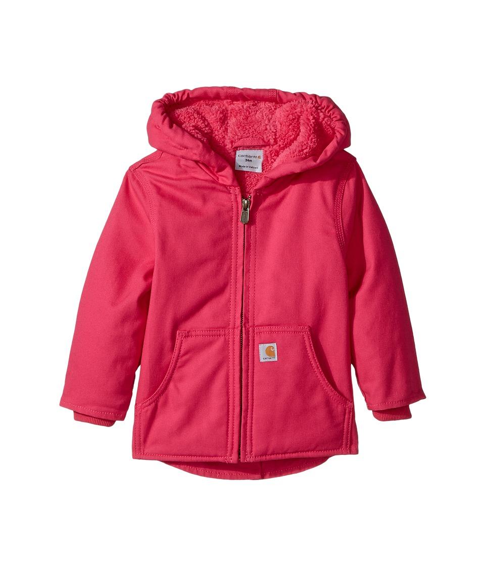Carhartt Kids - Redwood Sherpa Lined Jacket (Infant/Toddl...