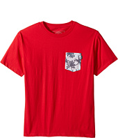 Rip Curl Kids - Values Pocket Premium Tee (Big Kids)