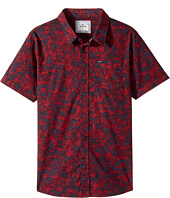 Rip Curl Kids - Yuki Short Sleeve Woven (Big Kids)