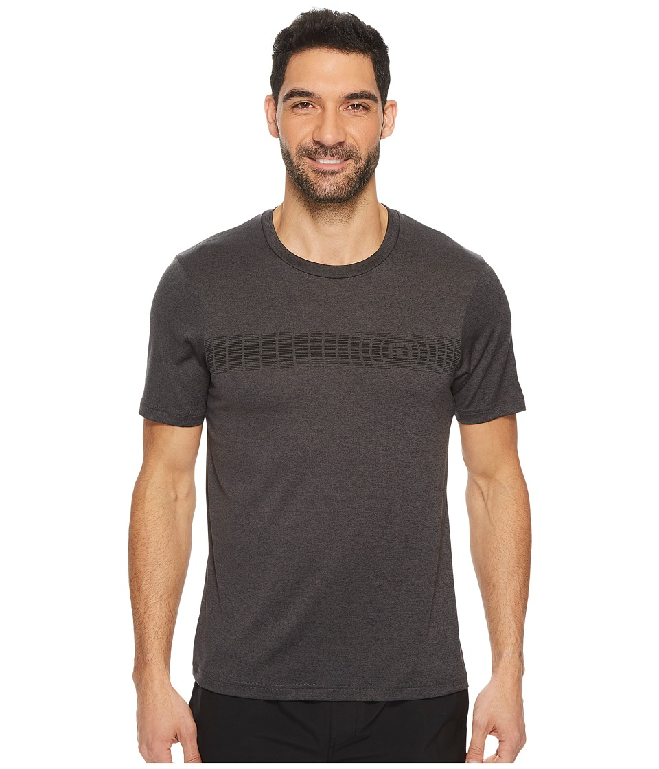TravisMathew - The Apex (Heather Magnet) Men's Clothing