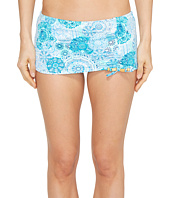 Bleu Rod Beattie - Soak Up The Sun Adjustable Sarong Skirted Hipster Bottom
