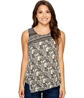 NIC+ZOE - Petite Mirrored Monkeys Tank
