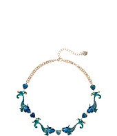 Betsey Johnson - Fish Collar Necklace