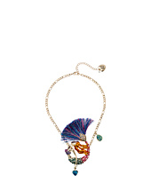 Betsey Johnson - Mermaid Pendant Necklace