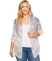 NIC+ZOE - Plus Size Wildflower Cardy