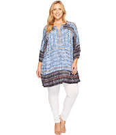 NIC+ZOE - Plus Size Sunny Days Tunic Top