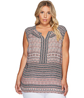 NIC+ZOE - Plus Size Summer Solstice Top