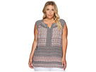Plus Size Summer Solstice Top