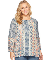 NIC+ZOE - Plus Size Surfside Shirt