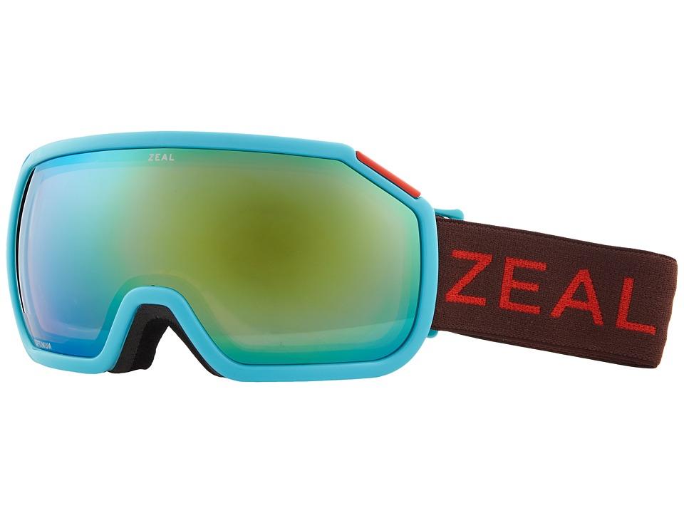 Zeal Optics Fargo (Kaleidoscope Dream w/ Alchemy Mirror Lens) Goggles